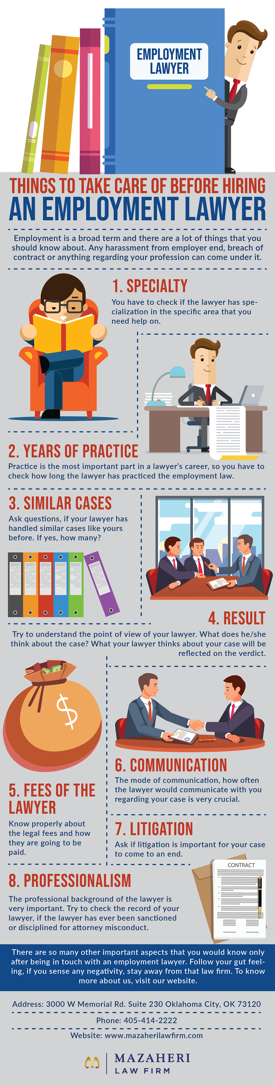 Things to take care of before hiring an employment lawyer.png