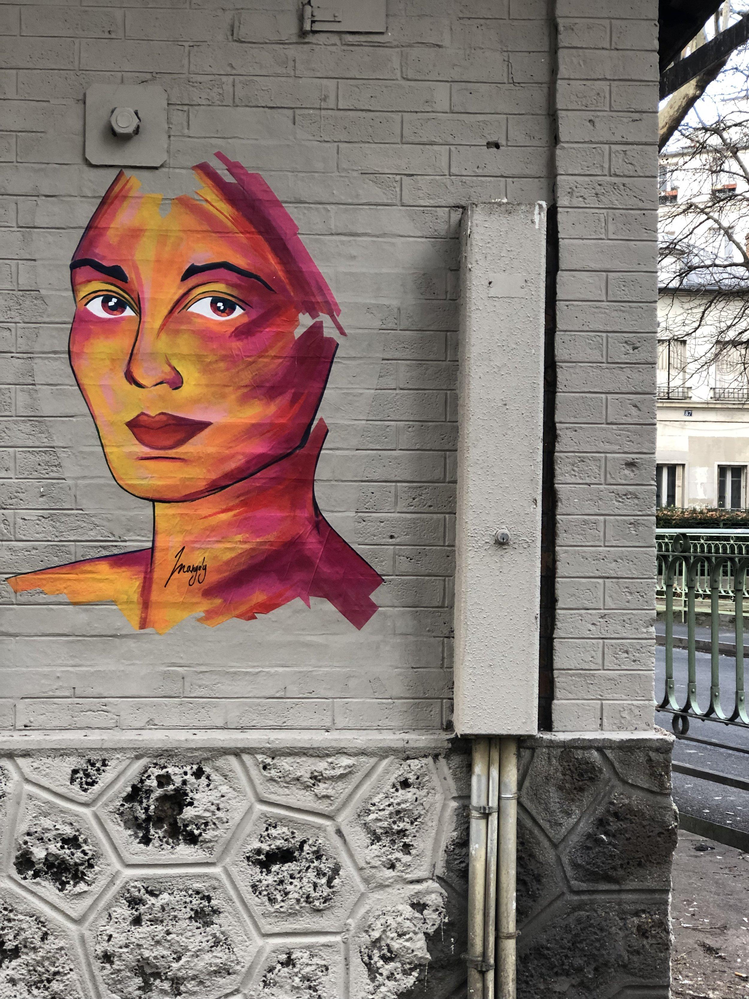 Manyoly piece, 10th Arrondissement, Paris.