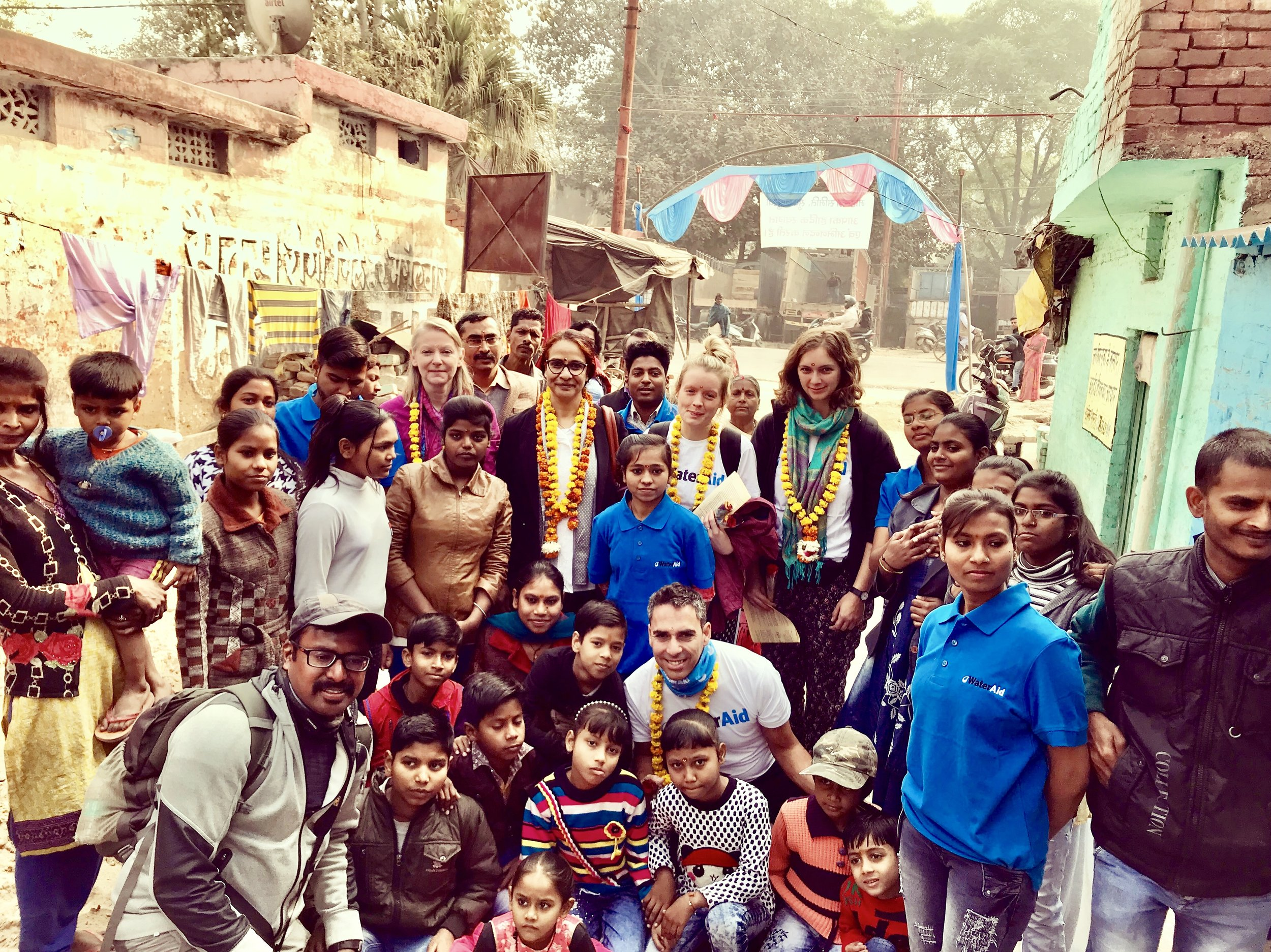 Our visit to Kampur, India - 2018