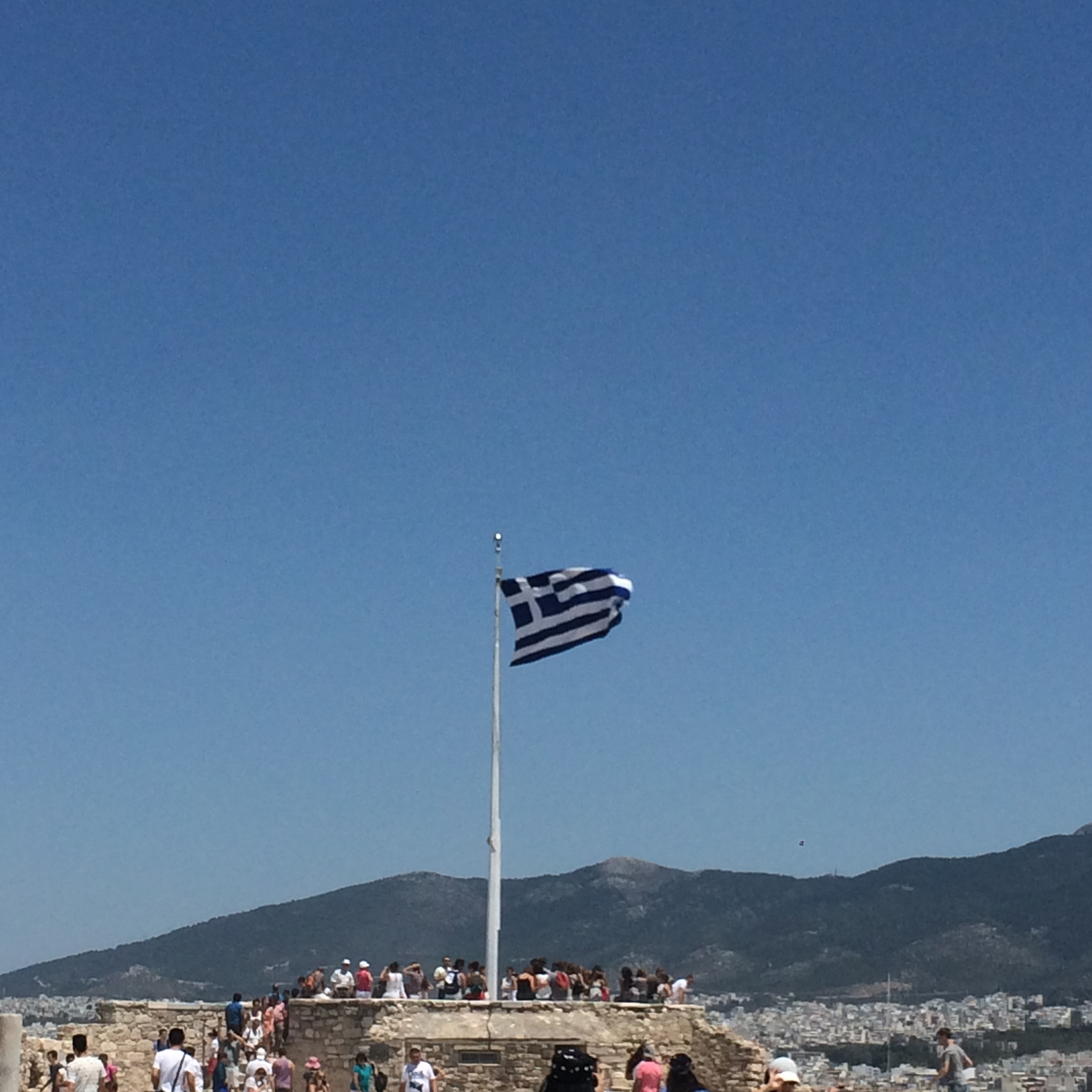 Greece was such a hospitable place despite the economic struggle. We encountered such wonderful people.