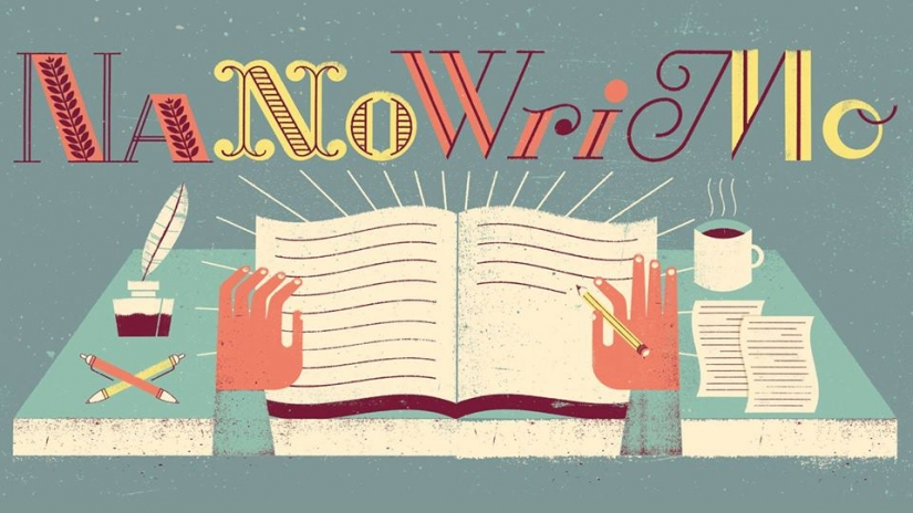 National Novel Writing Month is a world wide event in which writers of all ages participate.