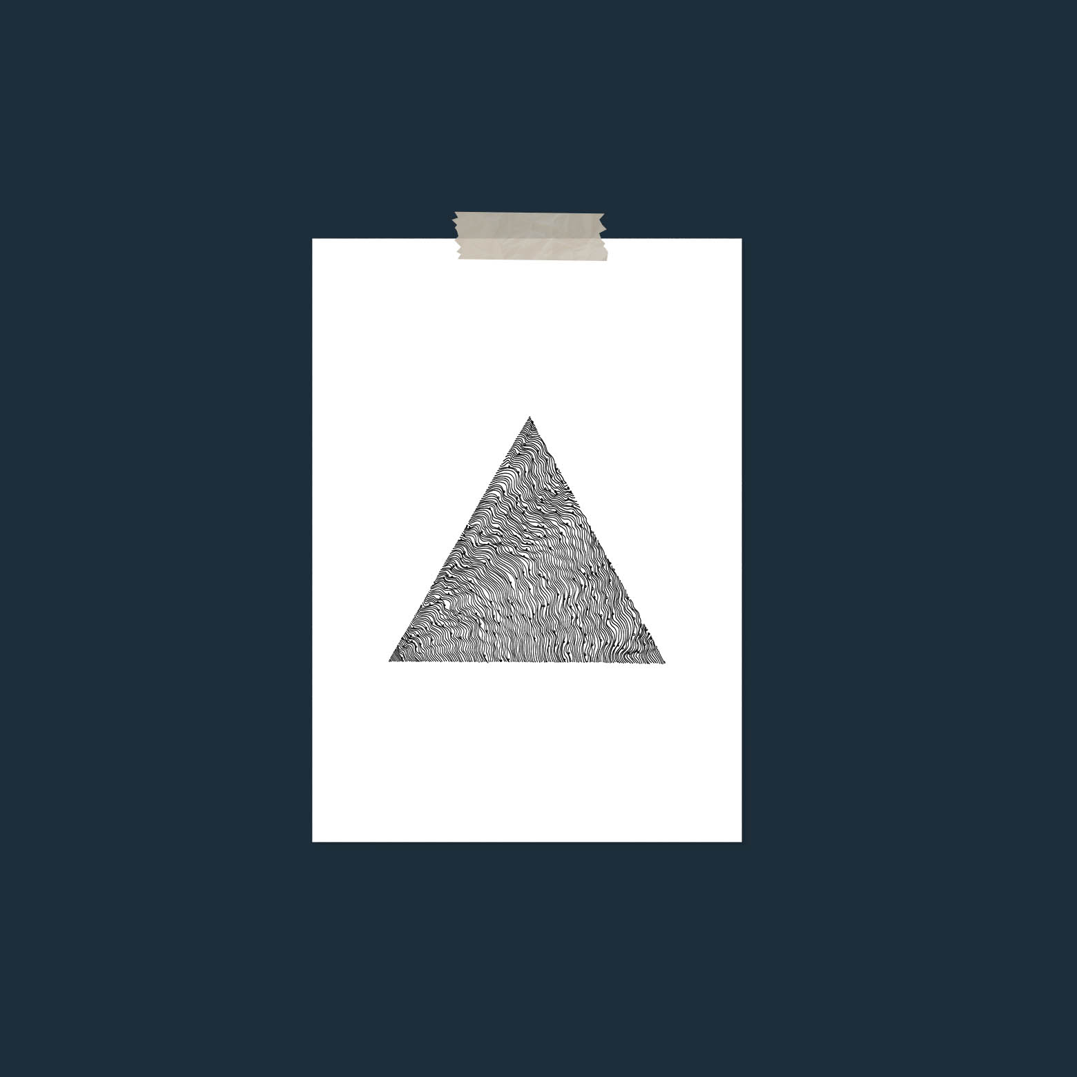 ILLUSTRATED TRIANGLE -