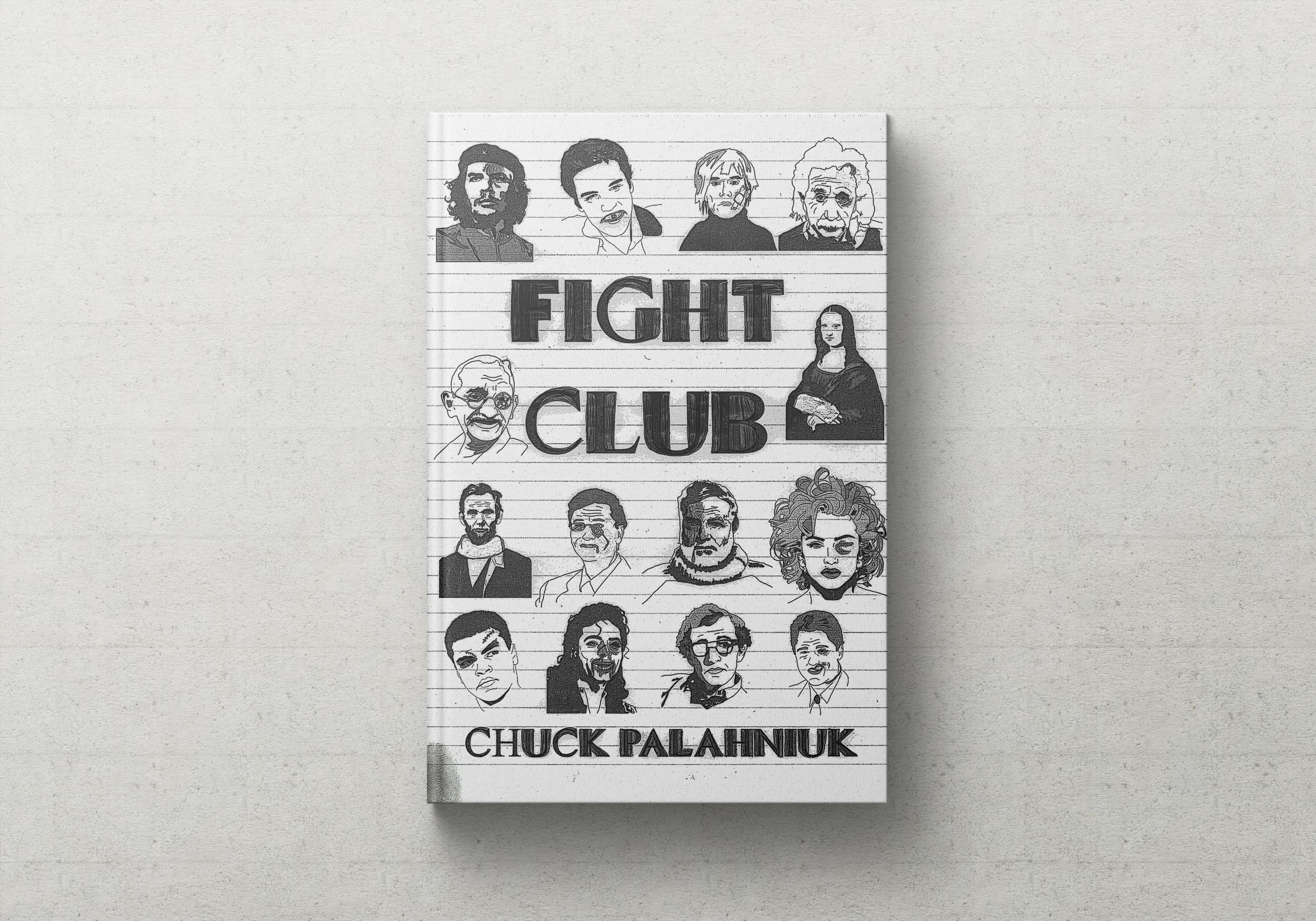 FIGHT CLUB Chuck Palahniuk