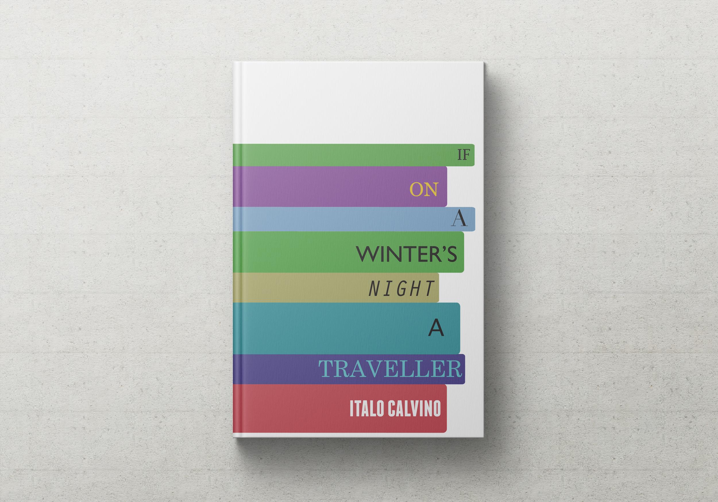 IF ON A WINTER'S NIGHT A TRAVELLER Italo Calvino