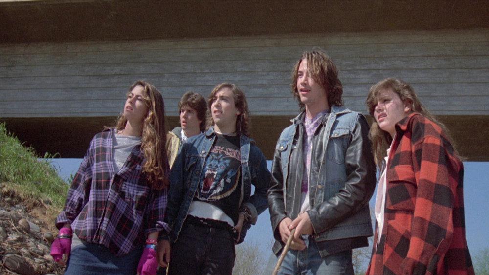 RIVERS EDGE 1986 FILM KEANU REEVES DENNIS HOPPER
