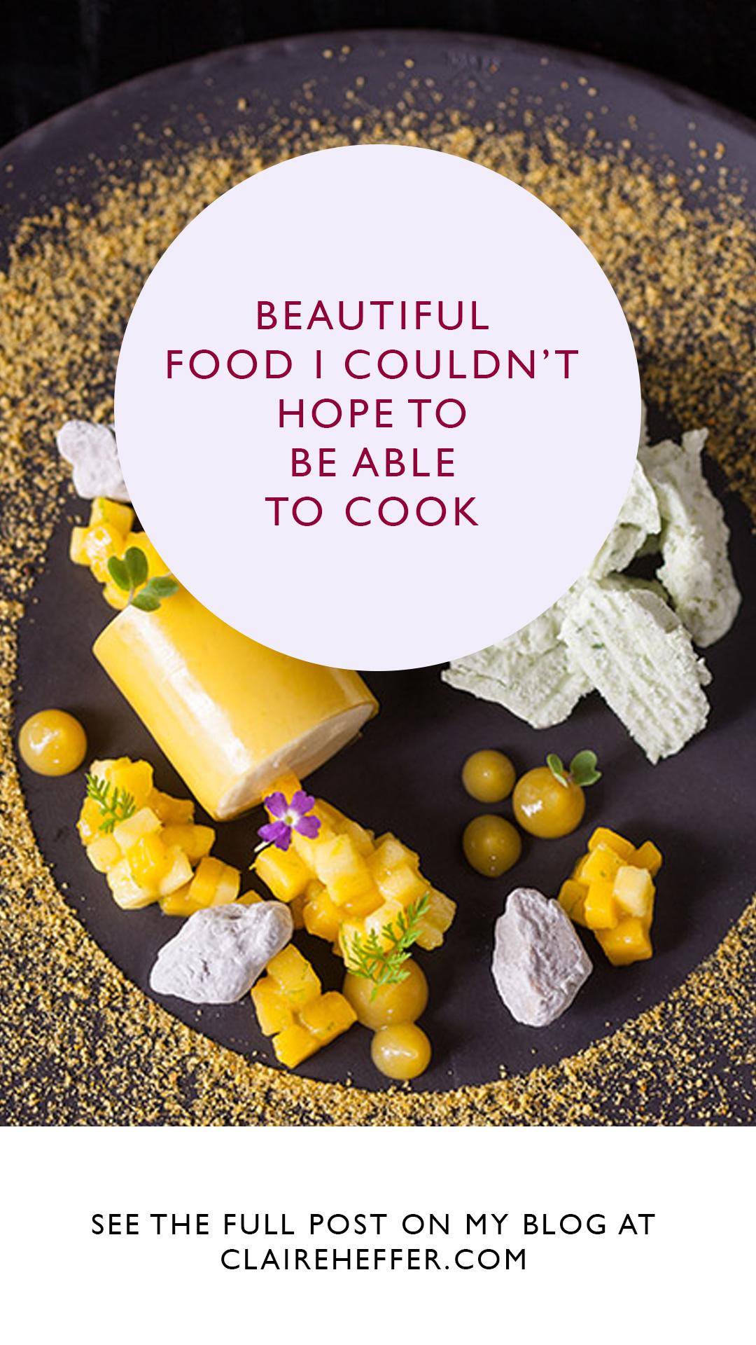 Dessert inspiration - Focus on: Dessert. Find more on my blog at claireheffer.com