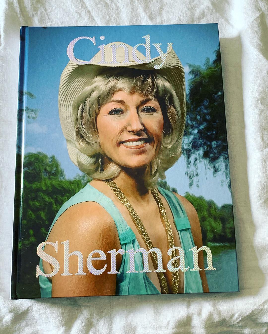 CINDY SHERMAN BOOK