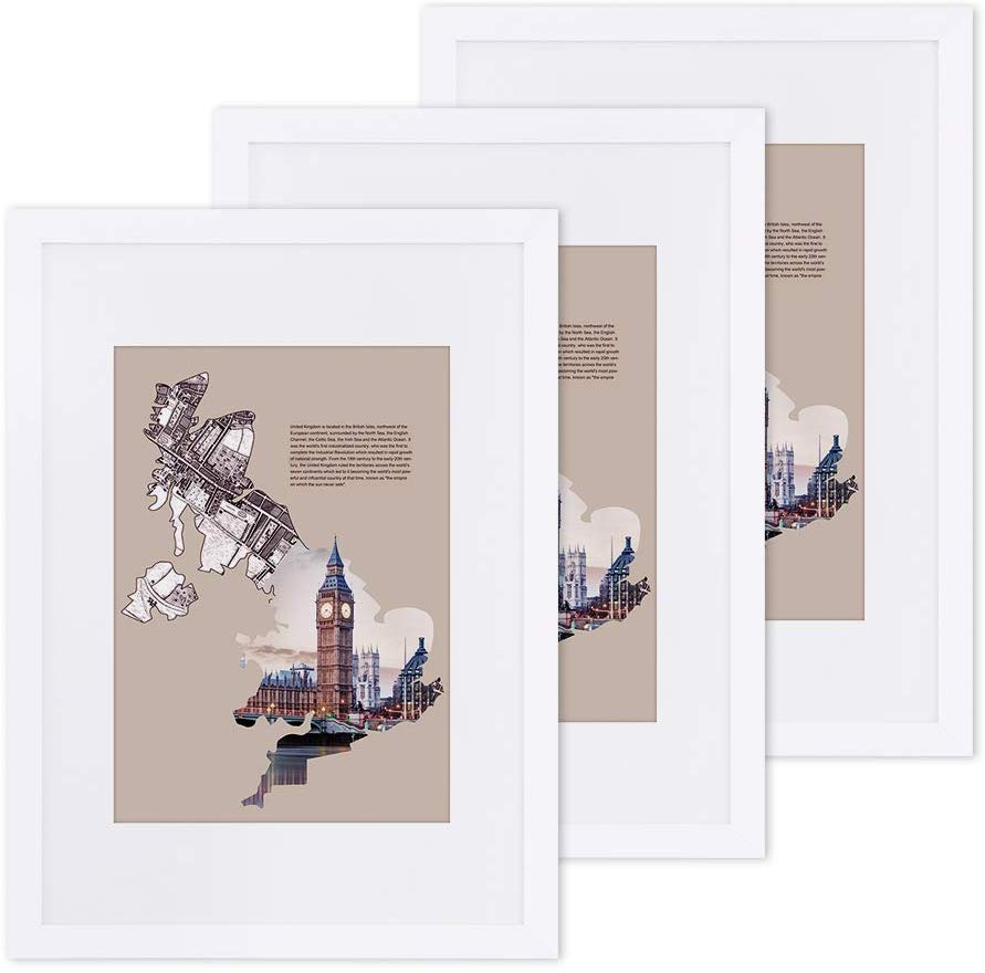 Picture Frame Set of 3, A3