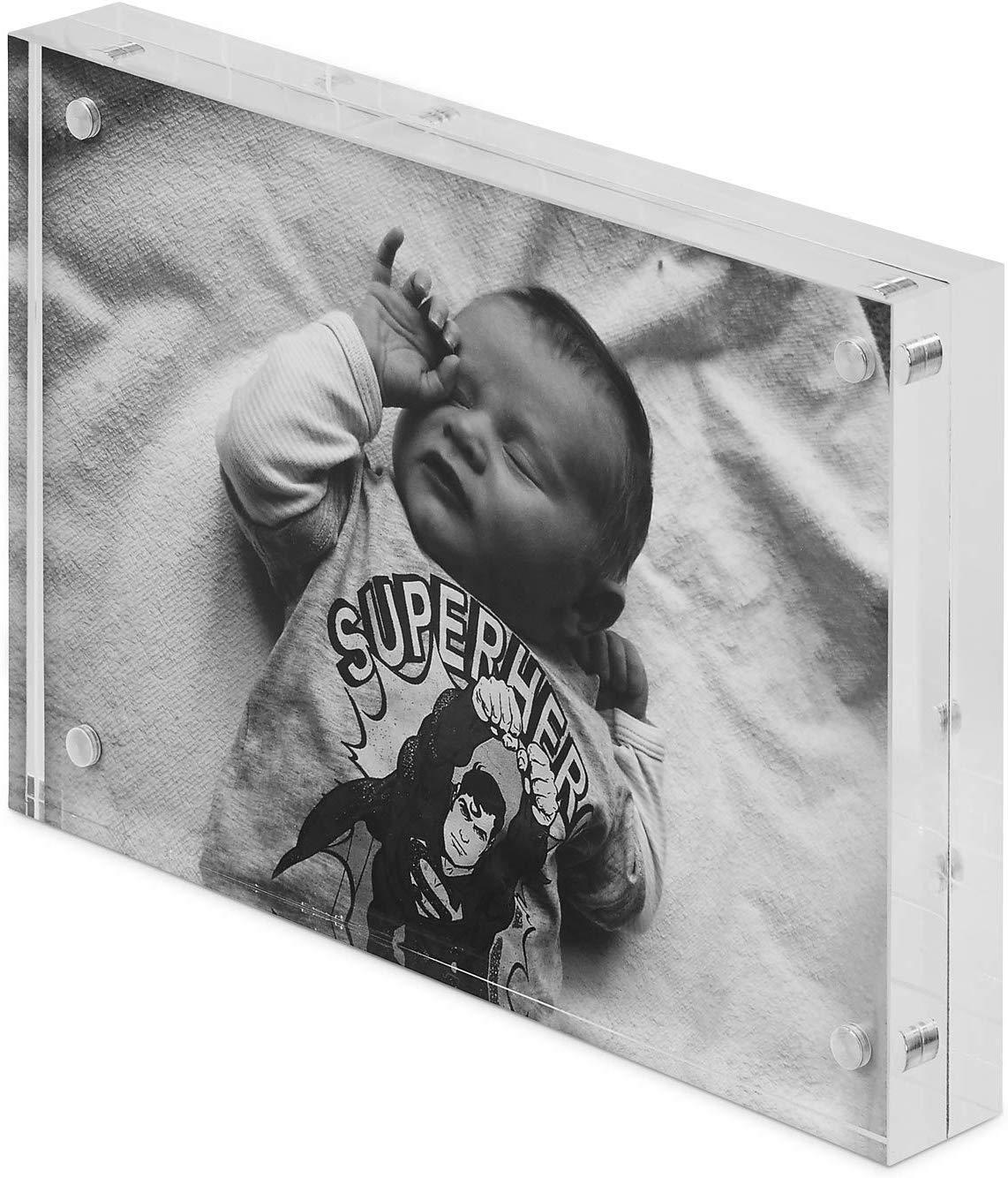Scribble 6 x 4 Acrylic Photo Frame