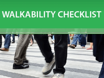 How Walkable is Your Community
