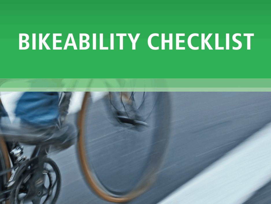 How Bikeable is Your Community