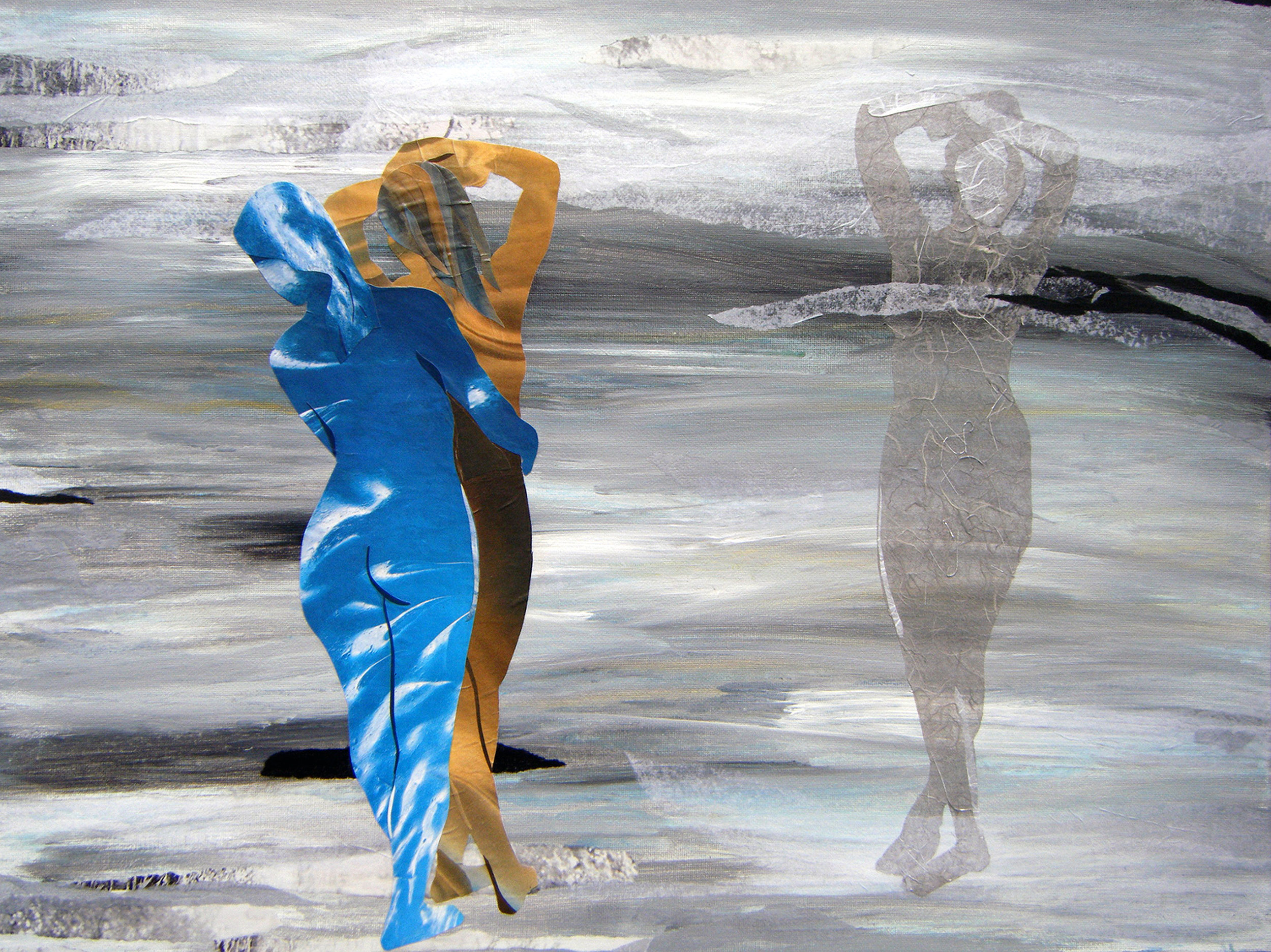 """Her Glacial Love Held Me"" by Suzanne Bailie"