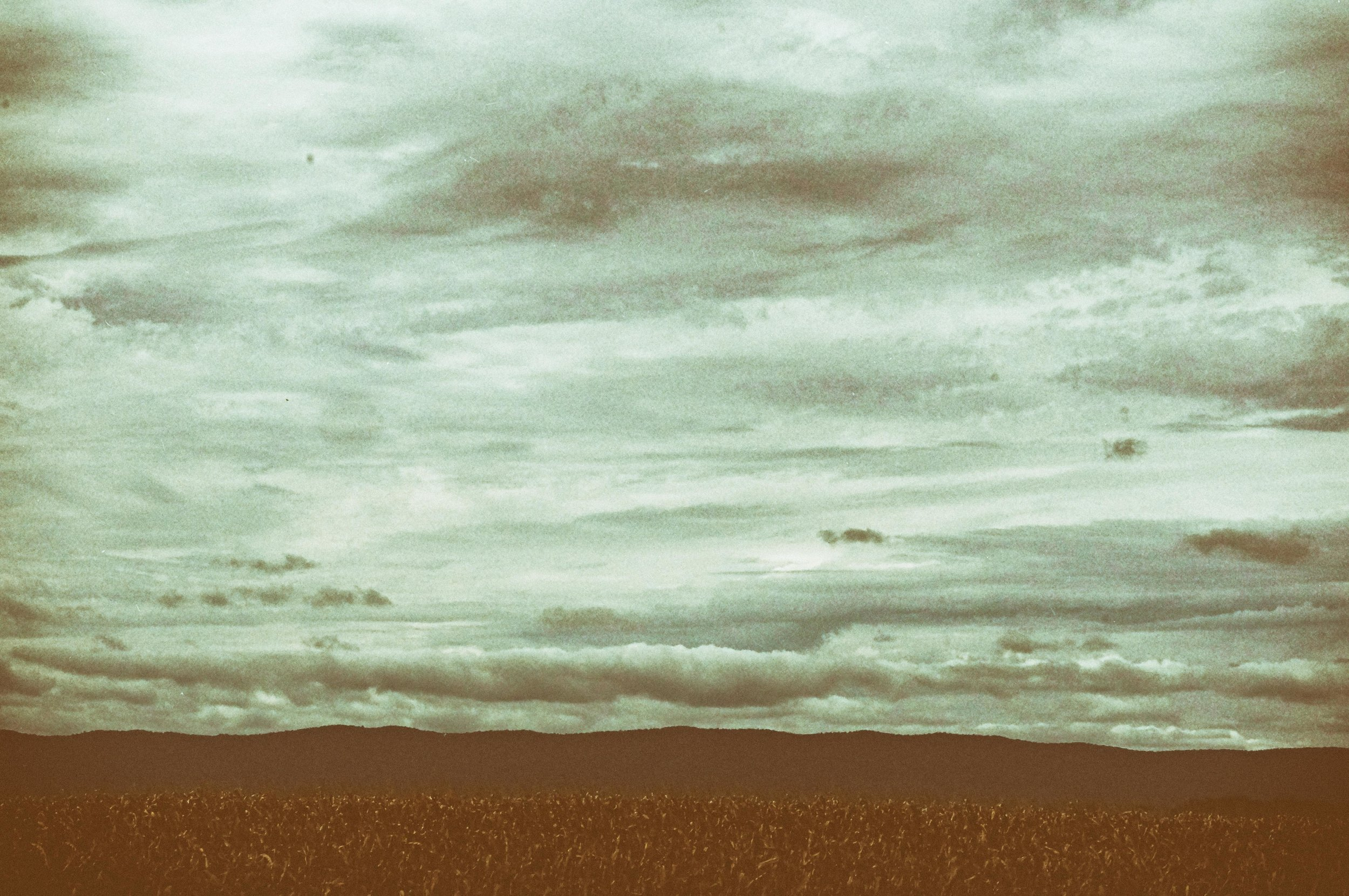 """Moment Series — Wyeth Sky 2"" by Melanie Faith"