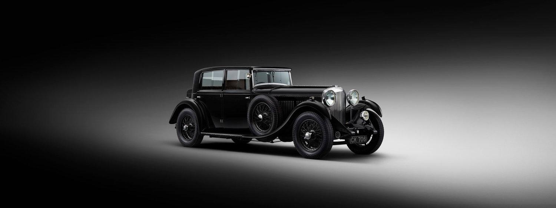 Cinefade Motorised Polariser final Bentley car image