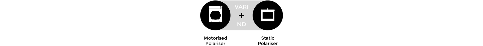 Cinefade standalone variable ND filter application icon VariND