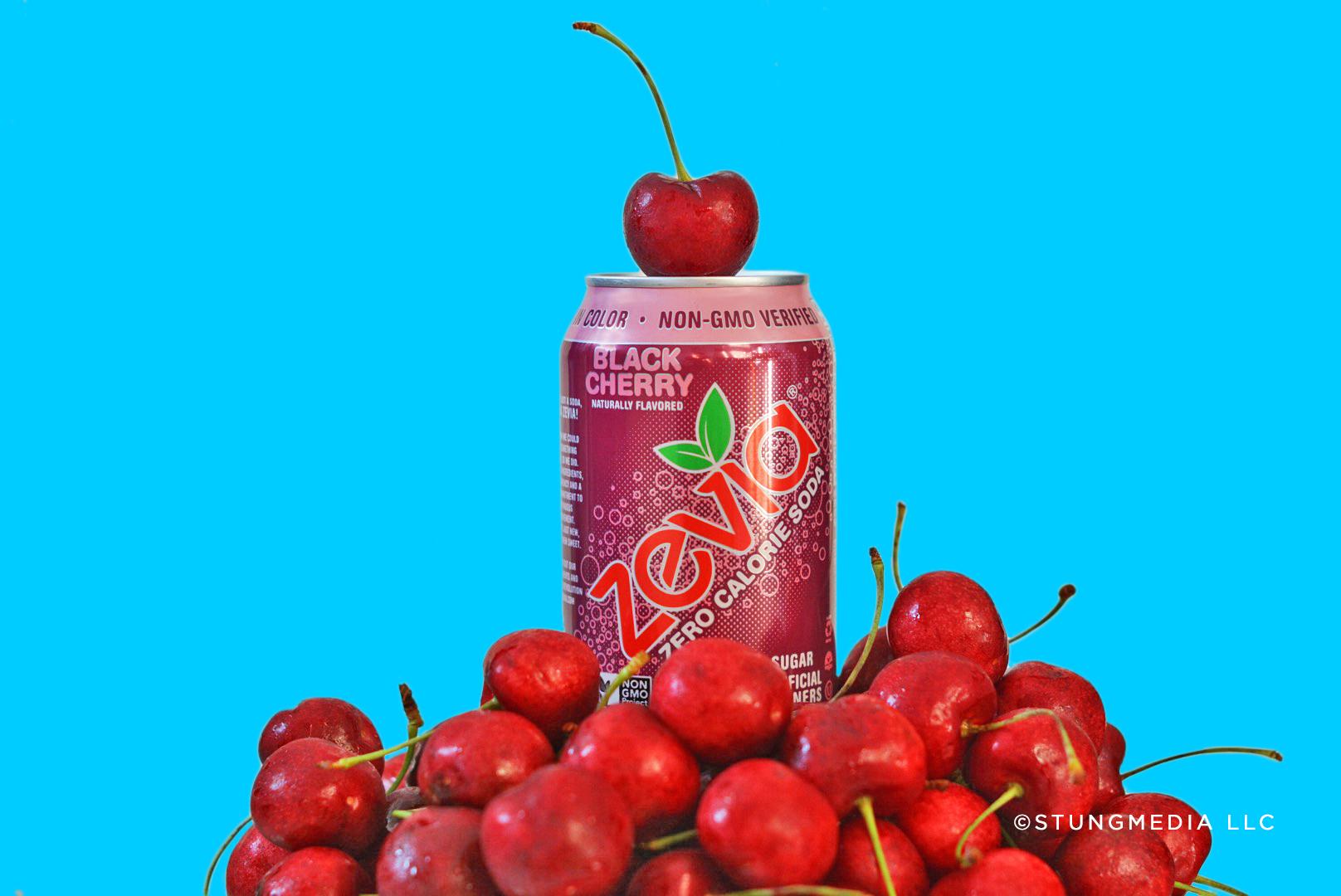 Cherry On Top  • Nikon D7100 • LED light box