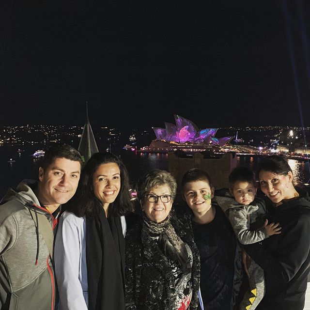 + FAMILY // had such a fantastic day with my family. Love them to the moon and back ❤️ . . . . . #family #vivid #vividsydney #love #laughter #sydney #australia #writersofinstagram #digitalstrategist #sunday #bestposts #grateful