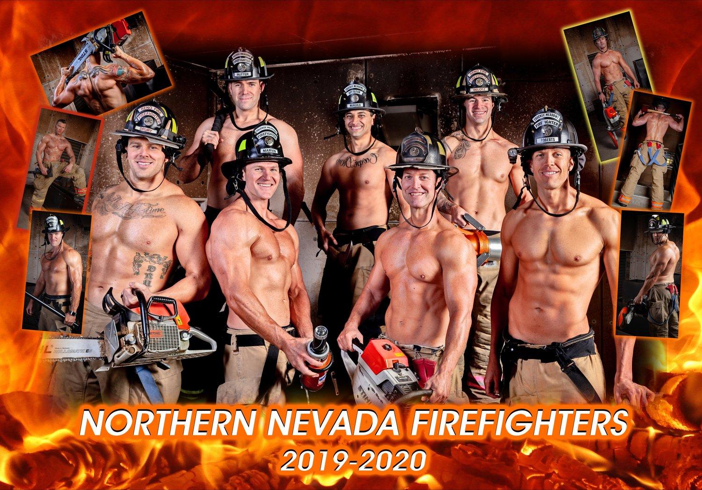 2020 Firefighter Calendar Northern Nevada Firefighters Calendar 2019 2020 — Sierra Nevada