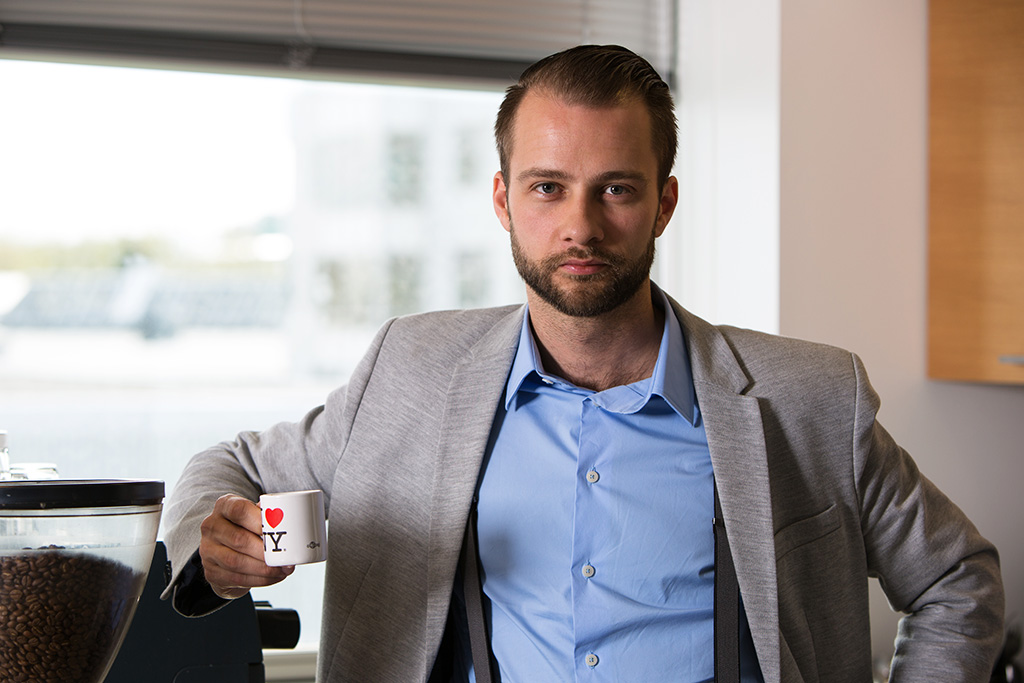 Einar Þór Gústafsson - Head of product and business development