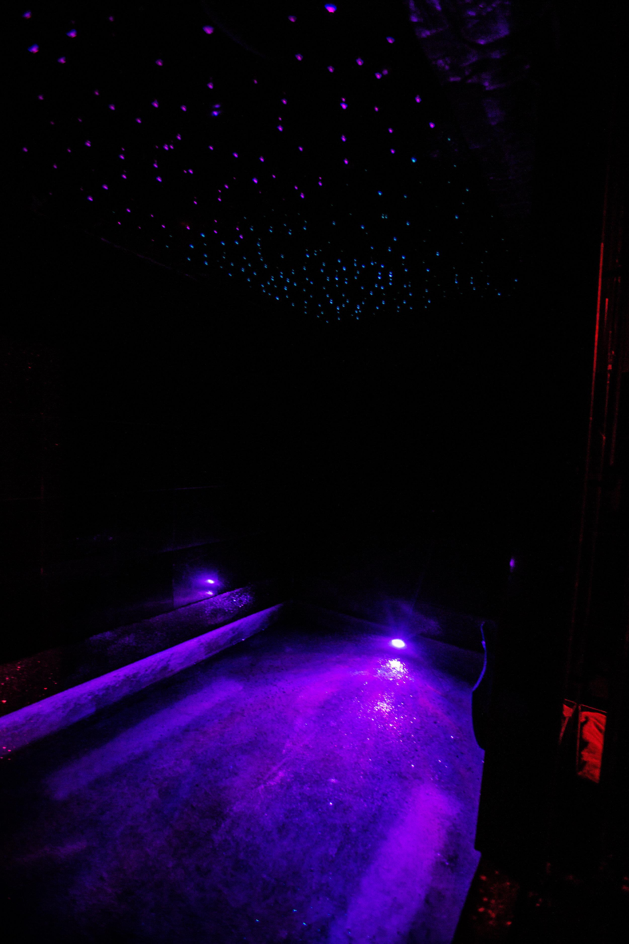 The Galaxy Sensory Deprivation Pool