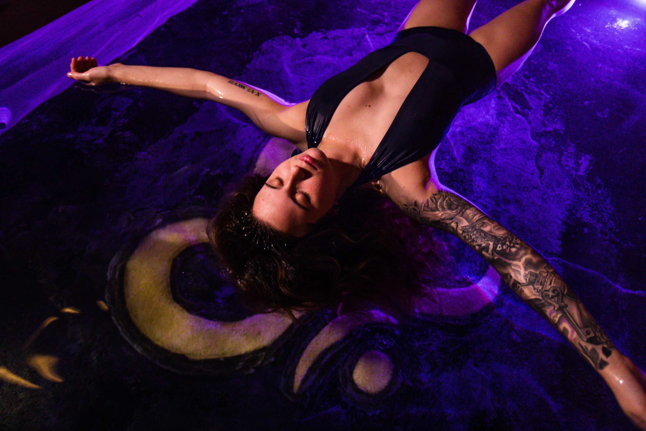Flotation therapy and sensory deprivation at Float SNJ in Marlton, NJ
