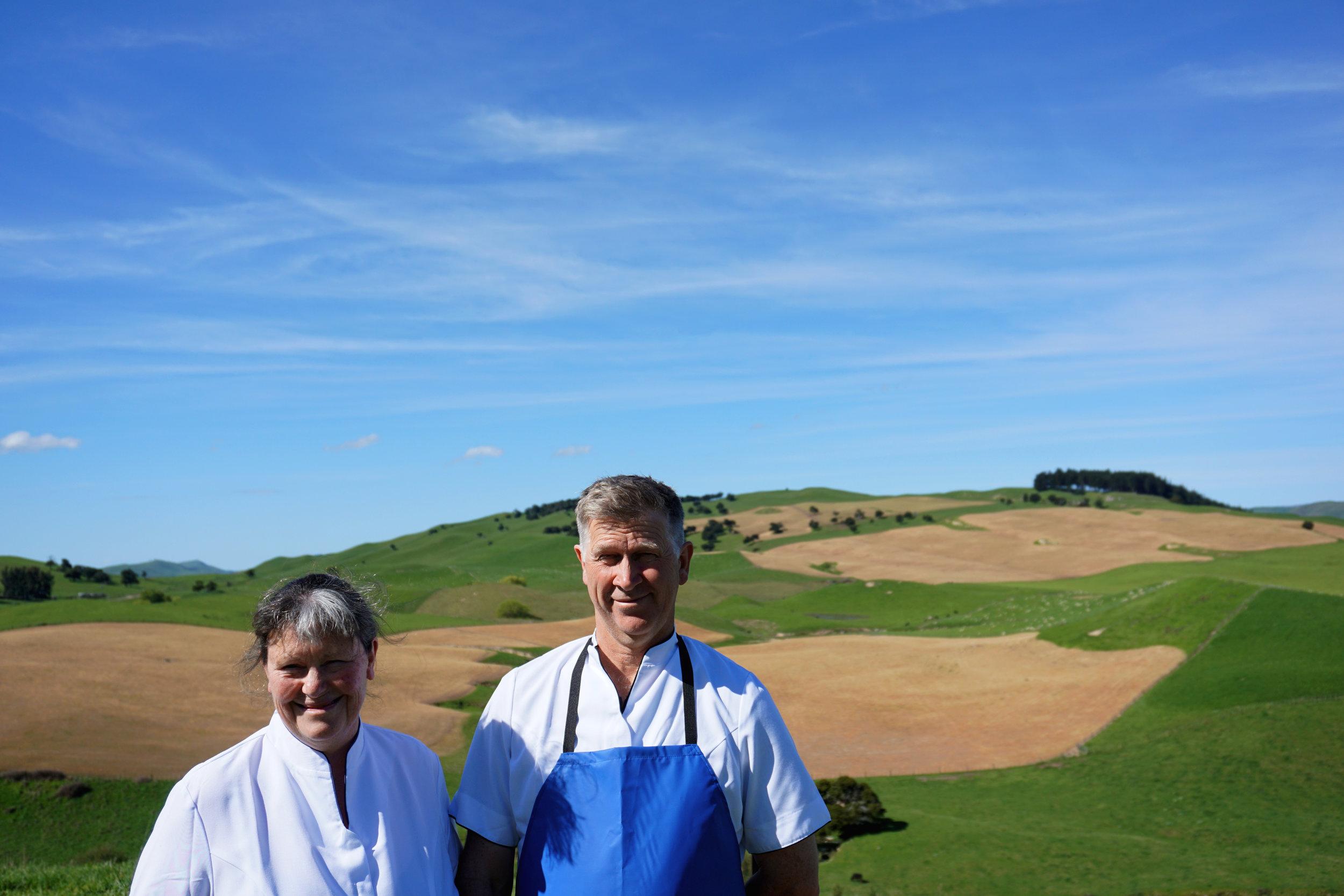 Meet the Cheesemakers - Ann & Geoff Nieuwenhuis