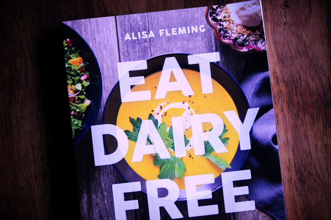 Eat Dairy Free: Your Cookbook and Guide For Everyday Meals, Snacks, and Sweets is an amazing new release from  Alisa Fleming  of  Go Dairy Free , the leading online dairy-free resource. I'm honored to provide you with a review of this amazing cookbook; as well as share a sneak-peek of Alisa's Pan-Fried Paprika Potatoes and the FULL recipe for Alisa's 1 -Minute Milk Beverage -- all from the book!