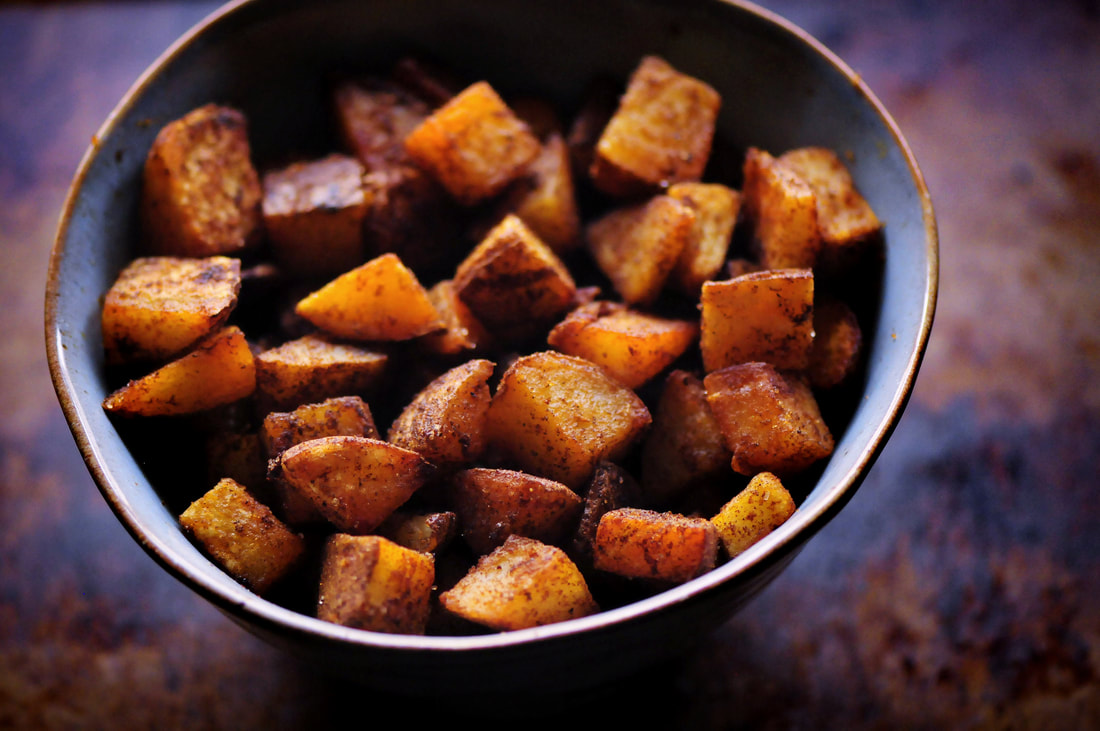 Pan-Fried Paprika Potatoes from Eat Dairy Free by Alisa Fleming