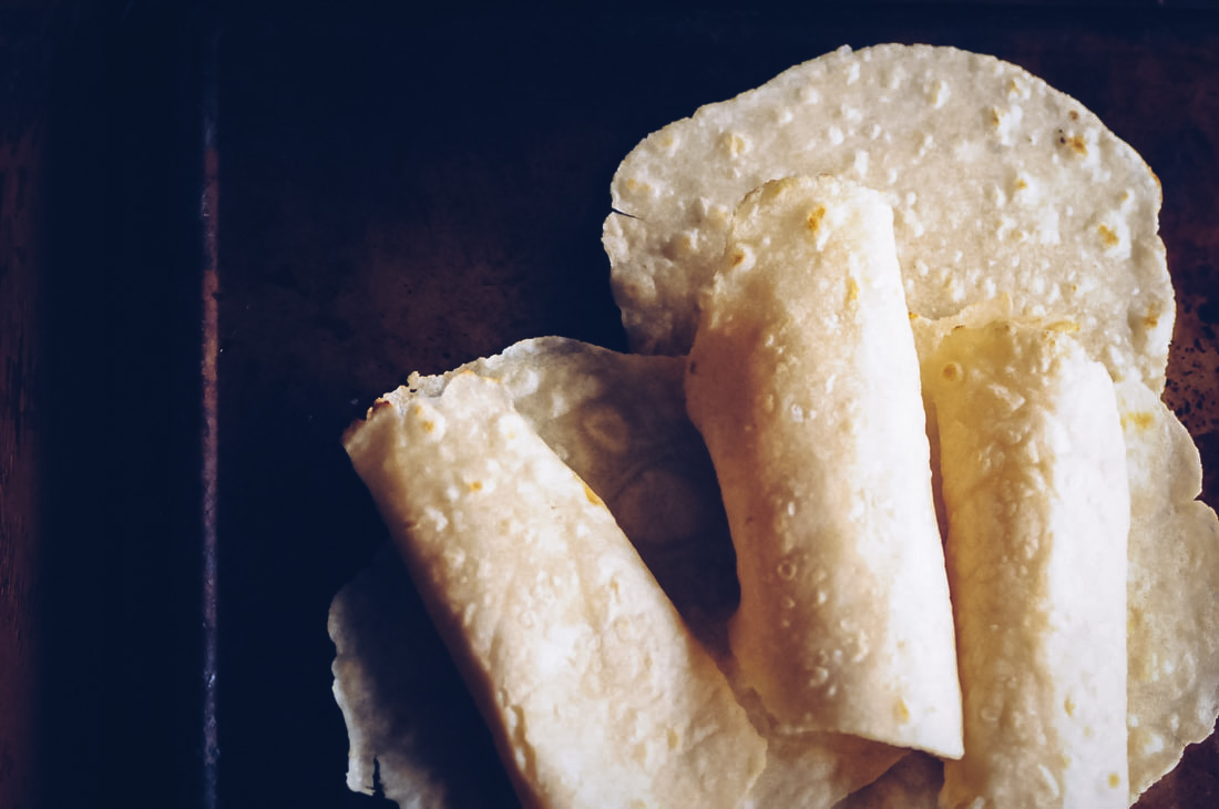 The Best Gluten-Free & Vegan Tortillas that make the perfect pliable and foldable wraps ready for your favorite fillings or served alongside your favorite Mexican meals! They only take 4 ingredients, are super simple and easy to make, and absolutely delicious! #glutenfreetortillas #glutenfreewraps #thebestglutenfreetortillas #easytortillas #vegantortillas #veganwrap #glutenfreemexican