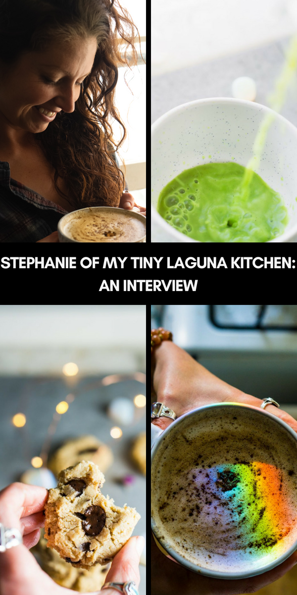 Food Talk Series 03: An Interview with Stephanie of My Tiny Laguna Kitchen - An interview with food blogger Stephanie Mary of the food blog My Tiny Laguna Kitchen. | www.moonandspoonandyum.com #interview #blog #foodblog #recipes #blogger #foodblogger #mytinylagunakitchen #stephaniemary