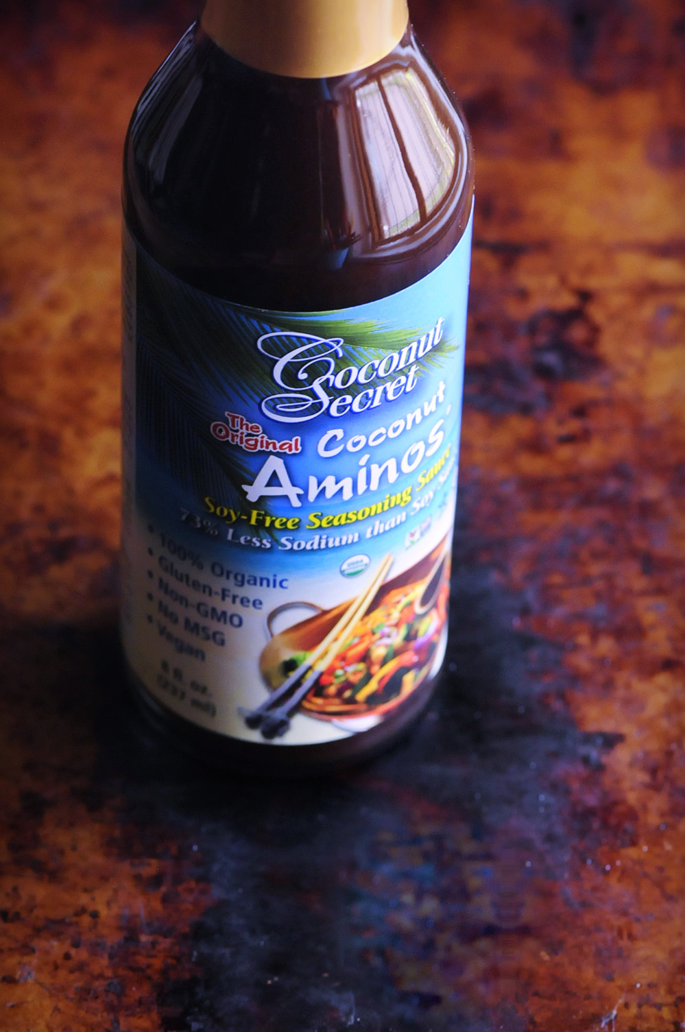 Review: Coconut Secret Coconut Aminos - A product review of Coconut Secret's The Original Coconut Aminos. | #coconut #coconutsecret #coconutaminos #aminos #sauce #dip #condiment #healthy #vegan #organic #review #productreview