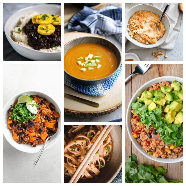 15 Healthy Instant Pot Winter Dishes (Gluten-Free, Vegetarian) — This healthy round-up is full of nourishing, warm, hearty and comforting Instant Pot pressure cooker meals perfect for cold winter days and nights! All of these easy and delicious recipes are gluten-free & vegetarian! #instantpotmeals #healthyinstantpot #pressurecookermeals #veganinstantpot #instantpotvegetarian #glutenfreeinstantpot #winterdishes #comfortfood #instantpot