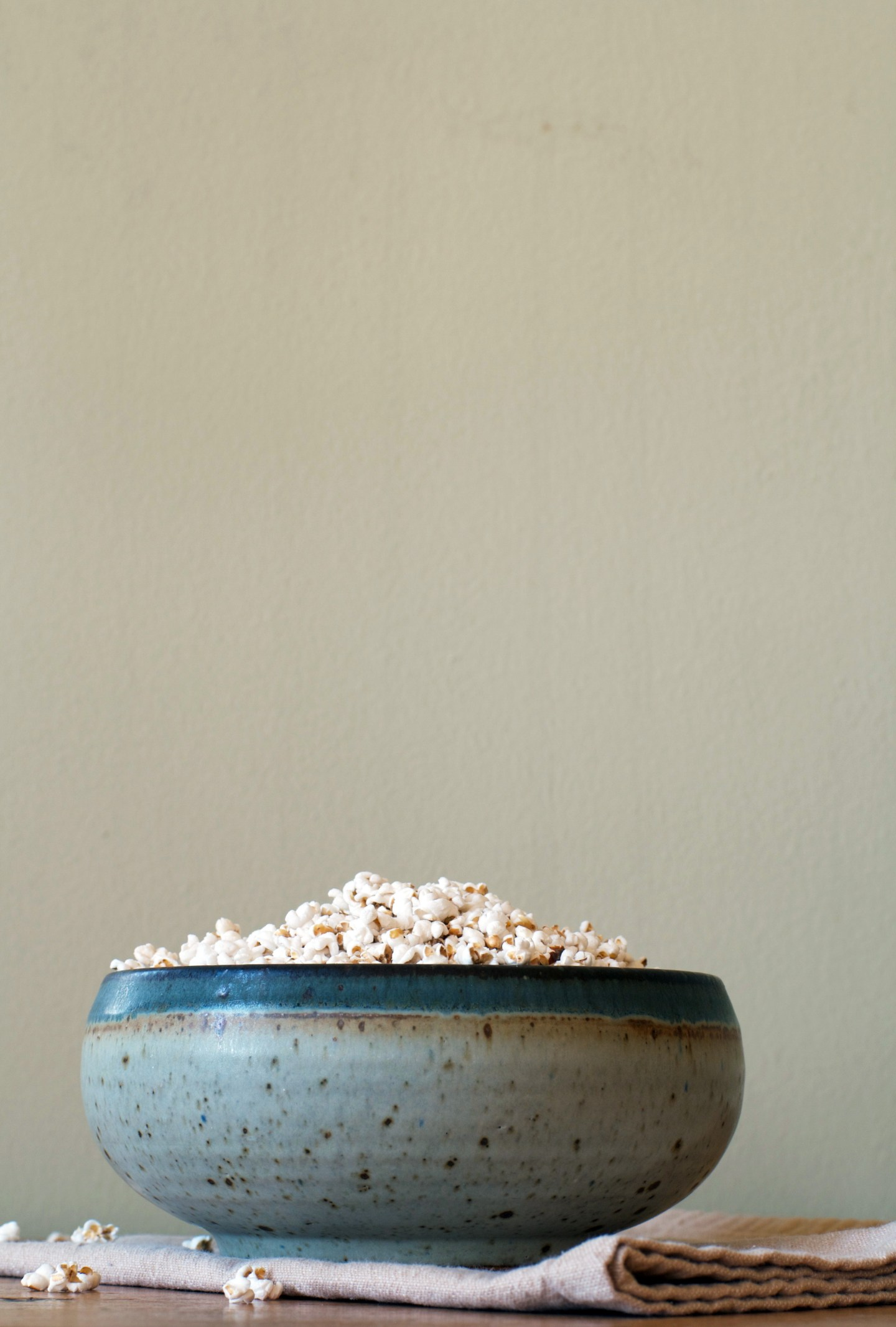 Spiced Sorghum Popcorn by Zestful Kitchen -