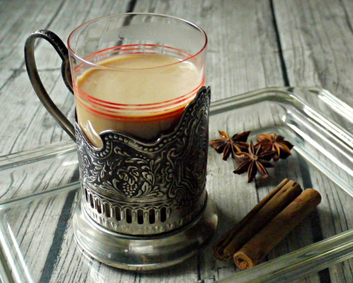 Roasted Dandelion Root Chai by Learning & Yearning -