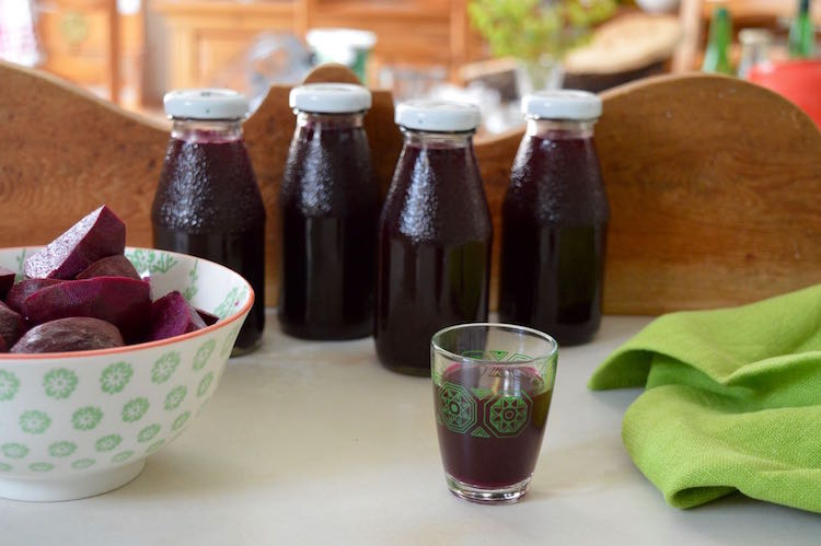 Beet Kvass by Tin and Thyme -