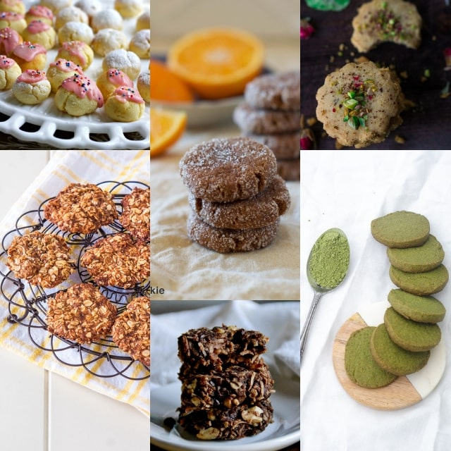 25 Amazing Recipes For Coconut Flour Cookies You Must Try