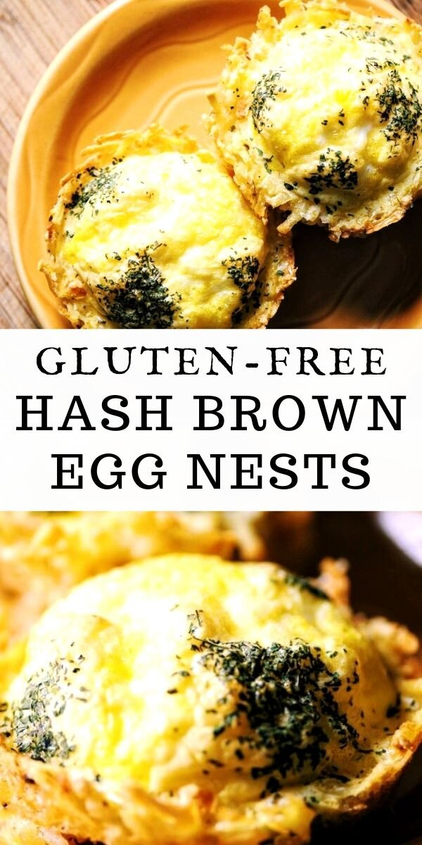 An easy, healthy, delicious and fun way to eat hash browns and eggs for breakfast! These gluten-free