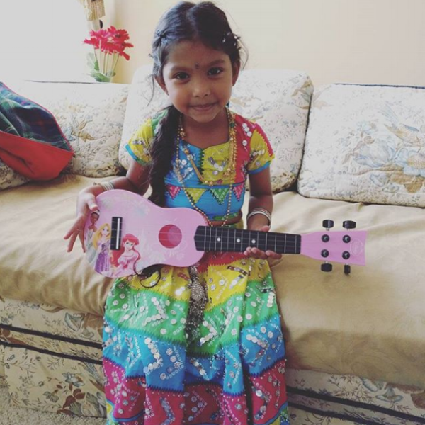 Fresh off the Blog- Bollywood Music for Kids -