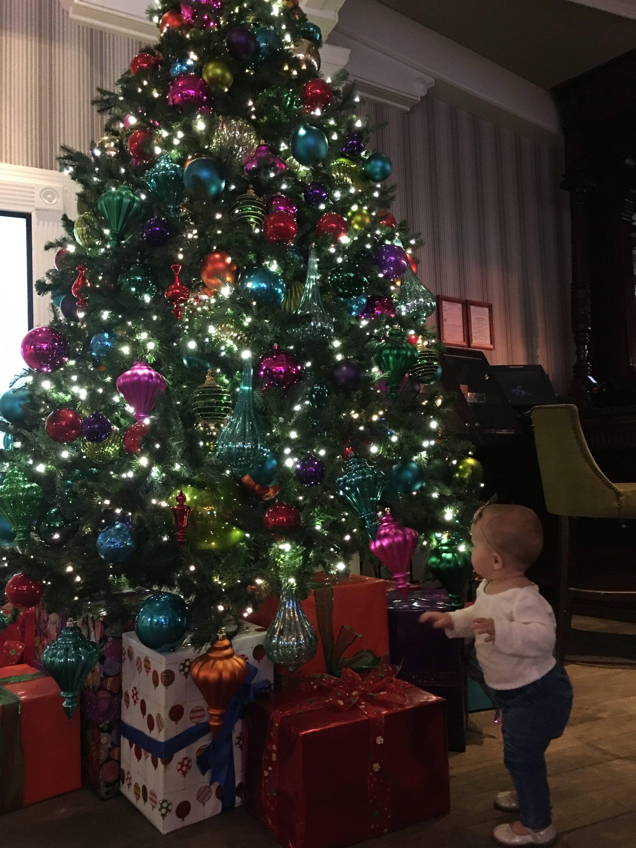 Christmas at the Del