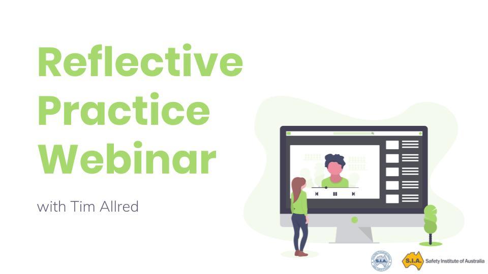 Tim Allred Reflective Practice Webinar