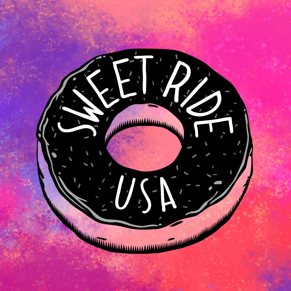 Sweet Ride USA  My web series about bikes and desserts