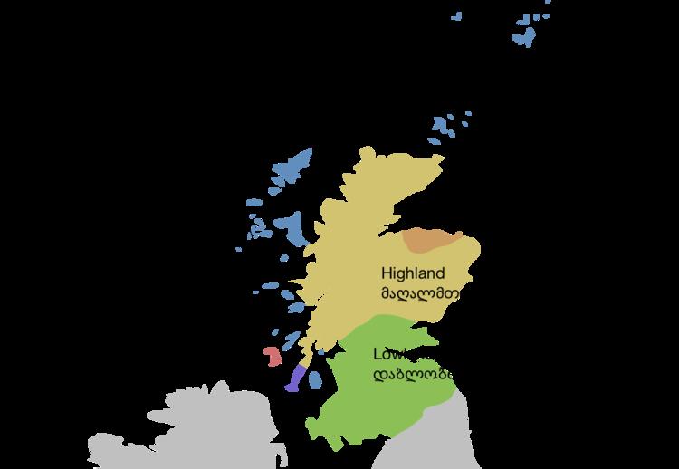შოტლანდიის ვისკის რეგიონები