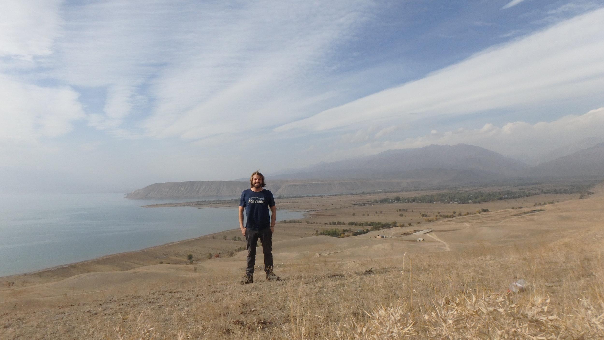 Hills near Toktugul.