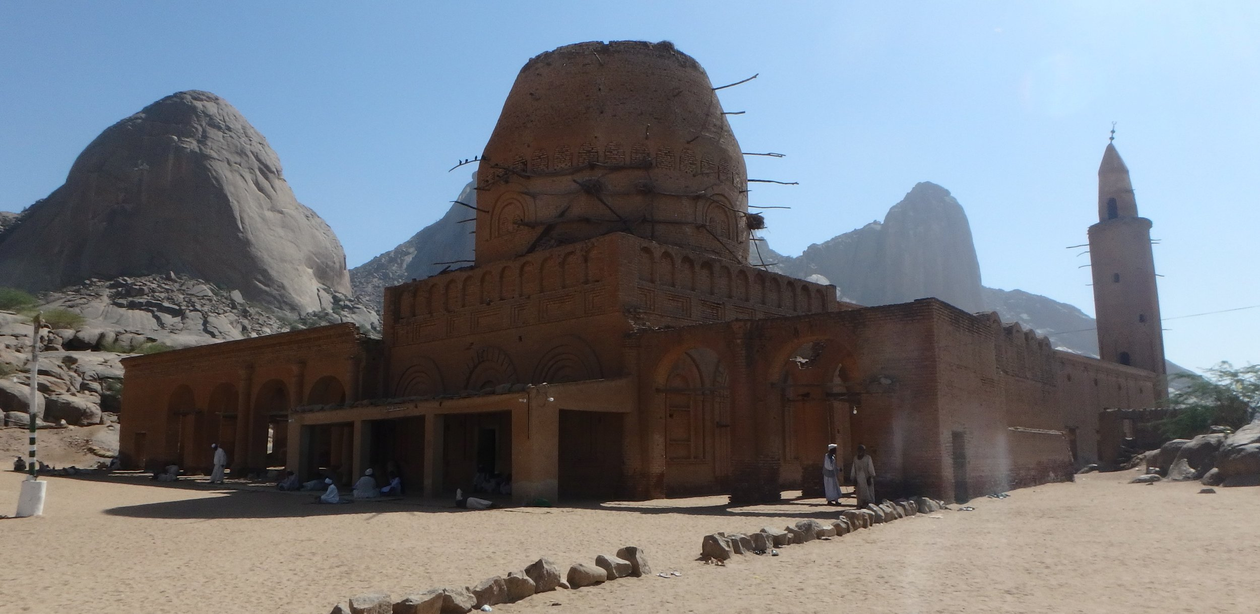 The Khatmiyah Mosque, Kassala.