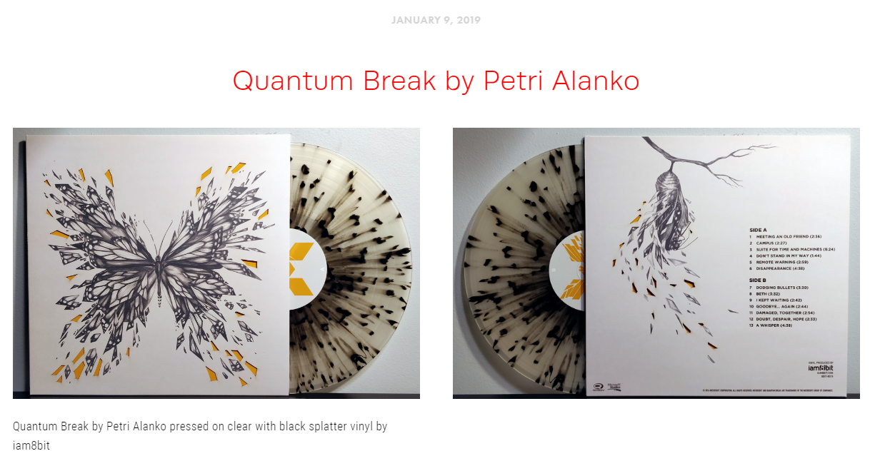 "Blog Post #16 - ""Petri Alanko will take you on a spine-twisting warp through reality and back."""