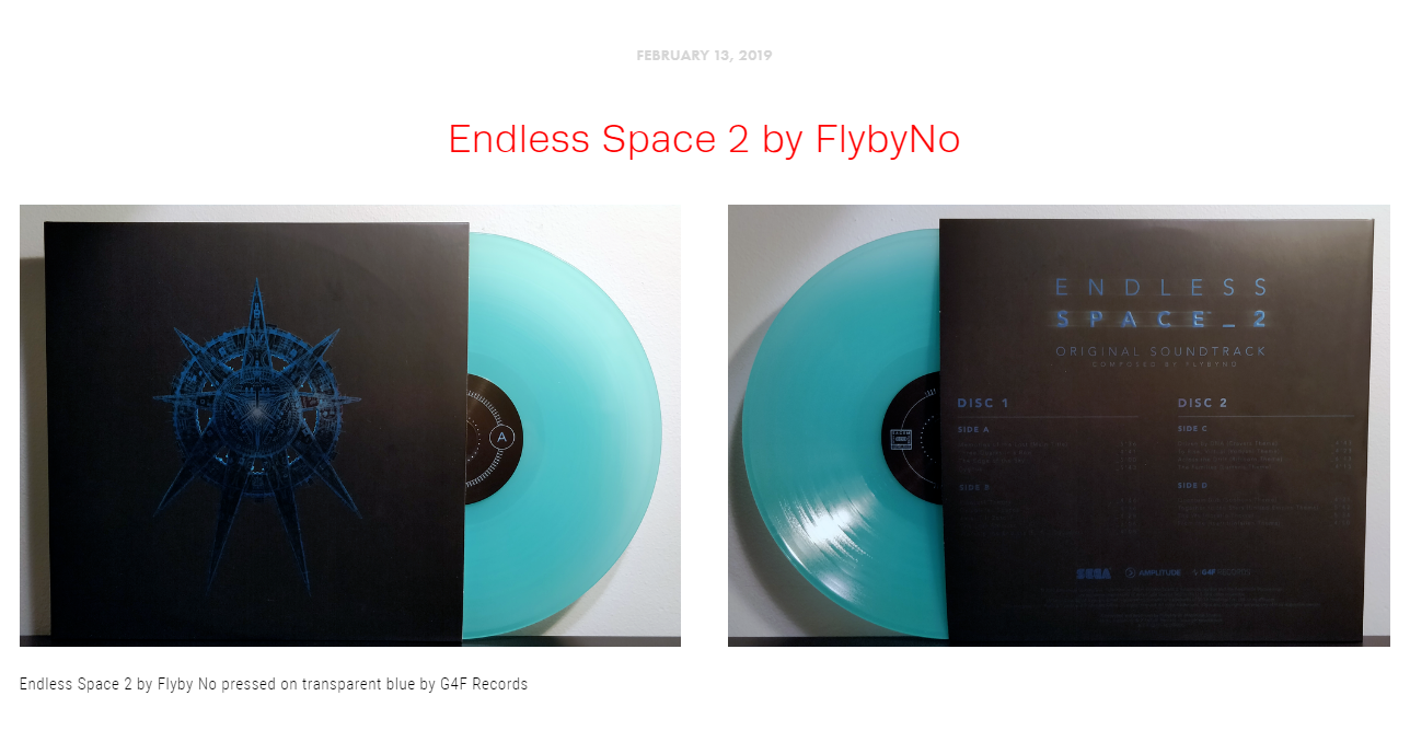 "Blog Post #21 - ""FlybyNo's gorgeous and ethereal chart floats the listener amongst the stars of his own design."""