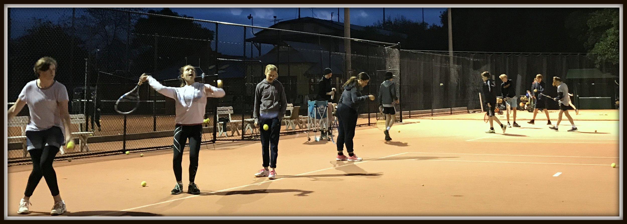 Juniors Training - Teenagers.JPG