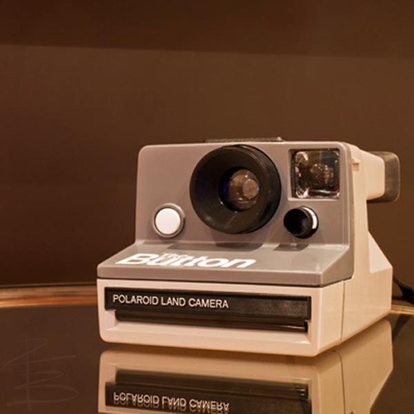 Push the Button - My first camera, the Polaroid Button circa 1984