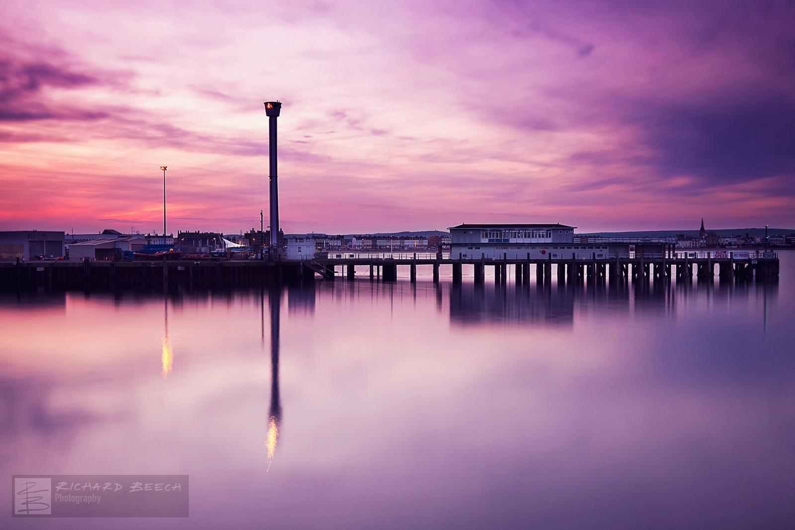 Tower Twilight