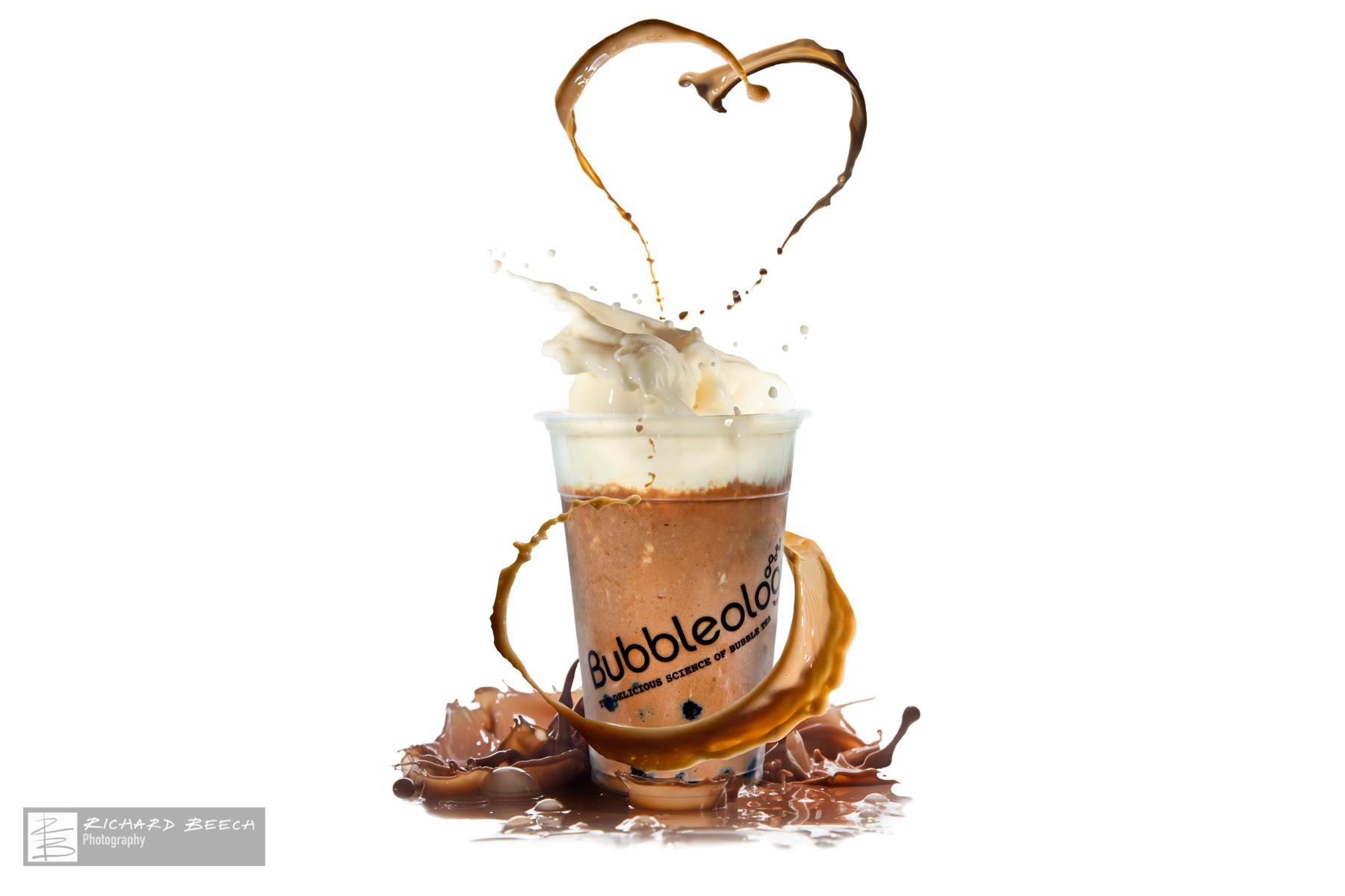Nutella Slushie Crown: Splash Advert